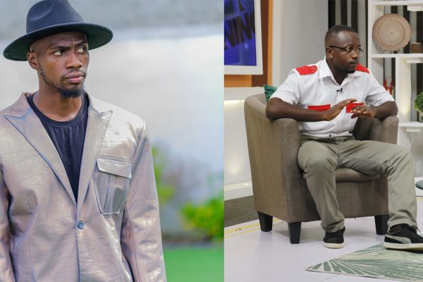 I STARTED #DON'TLEAVEMECHALLENGE, YOUR WAS NONFA – NIGERIA'S JOSH2FUNNY TELLS GHANA'S AJEEZAY LIVE ON TV