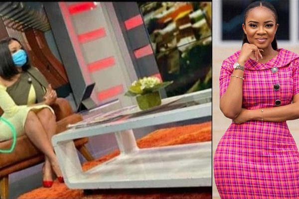 SERWAA AMIHERE IS BEING MOCKED ON SOCIAL MEDIA AFTER HER PICTURE SURFACED