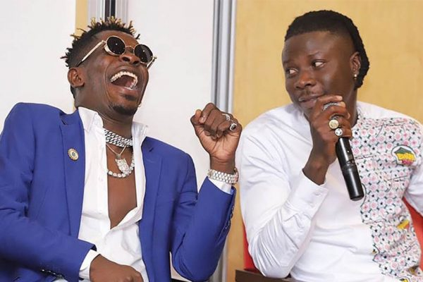 CLASH OF TITANS; STONEBWOY TO FACE OFF WITH SHATTA WALE