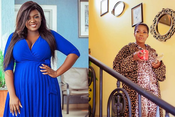 """WE CAN'T SHARE A SUGAR DADDY"" – TRACEY BOAKYE SNAPS AT MZBEL"